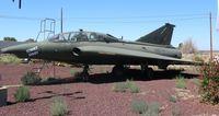 N167TP - TF-35 Draken at aviation museum Boron California