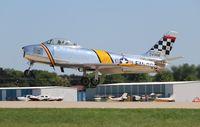 N188RL @ OSH - F-86F