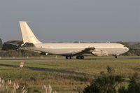 272 @ LFRB - Israeli Air Force Boeing 707-3L6C, Taxiing rwy 25L, Brest-Bretagne Airport (LFRB-BES) - by Yves-Q
