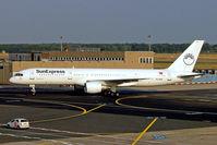TC-SNA @ EDDF - TC-SNA   Boeing 757-2Q8 [25624] (SunExpress) Frankfurt Int'l~D 08/09/2005 - by Ray Barber