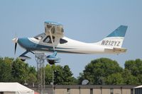 N212YZ @ OSH - Glasair GS-2