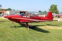 N227DT @ OSH - F-8L Falco