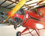 N15896 @ 85TE - Rearwin 7000 Sportster at the Pioneer Flight Museum, Kingsbury TX - by Ingo Warnecke