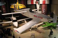 N301LS @ WS17 - Rutan Racer
