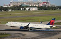 N310DN @ TPA - Delta - by Florida Metal