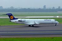 D-ACPR @ EDDL - D-ACPR   Canadair CRJ-700 [10098] (Lufthansa Regional/CityLine) Dusseldorf Int'l~D 10/09/2005 - by Ray Barber
