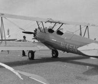 N145N @ MCE - Merced Airport Californian June 1968. - by Clayton Eddy