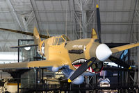AK875 @ KIAD - On display at Steven F. Udvar-Hazy Center, National Air and Space Museum.