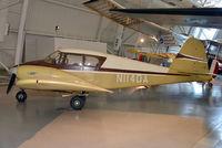 N114DA @ KIAD - On display at Steven F. Udvar-Hazy Center, National Air and Space Museum.
