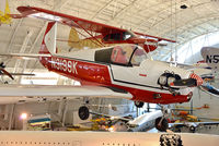N3199K @ KIAD - On display at Steven F. Udvar-Hazy Center, National Air and Space Museum. This was the first Mite built. It had a manually retractable tricycle landing gear.