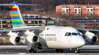 SE-DJN @ LOWI - SE-DJN @ Innsbruck Airport - by Simon Prechtl