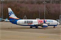 D-ASXB @ EDDK - Boeing 737-8Z9 - by Jerzy Maciaszek