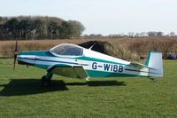 G-WIBB @ X3CX - On the ground at Northrepps. - by Graham Reeve