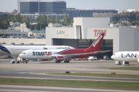 N351CM @ MIA - Strat Air - by Florida Metal