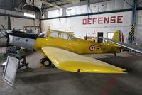F-BMMQ @ LFHJ - Musée de l'Aviation Clément Ader - by B777juju