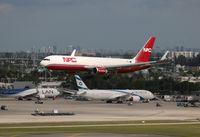 N379CX @ MIA - Northern Air Cargo - by Florida Metal
