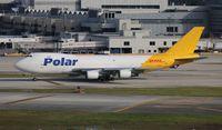 N498MC @ MIA - Polar Air Cargo