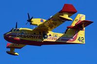 F-ZBEU @ LFKC - Take off