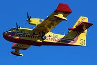 F-ZBFP @ LFKC - Take off