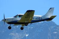 F-HYES @ LFKC - Landing - by micka2b