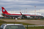 D-AVYT @ EDHI - New : Sichuan Airlines - by Air-Micha