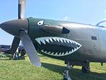 N657AS @ OSH - Pilatus PC-7, c/n: 447 - by Timothy Aanerud
