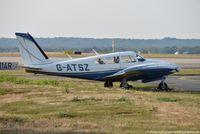 G-ATSZ @ EDDK - Piper PA-30-160 Twin Comanche - Private - 30-1002 - G-ATSZ - 19.07.2018 - CGN - by Ralf Winter