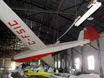 N4041W - Scheibe Bergfalke III at the Aviation Museum at Garner Field, Uvalde TX