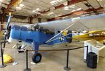 N49478 - Howard DGA-15P (GH-3) at the Texas Air Museum at Stinson Field, San Antonio