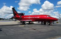 N539CA @ ORL - Falcon 900EX - by Florida Metal
