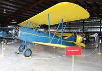 N648H @ WS17 - Travel Air E-4000