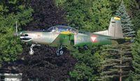 N657AS @ KOSH - Pilatus PC-7 - by Florida Metal