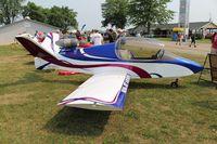 N798LL @ KOSH - Sonex Jet