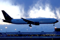 9H-KIA @ LIMC - Landing from Mombasa