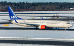 LN-RGD @ ESSA - taxying to the active - by Friedrich Becker