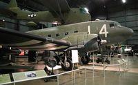 43-49507 @ KFFO - C-47B