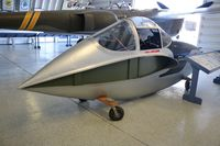 44-25413 @ KCNO - P-38L cockpit