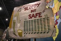 44-41008 @ WS17 - Nose art section of B-24