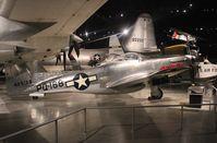 44-65168 @ KFFO - P-82B Twin Mustang