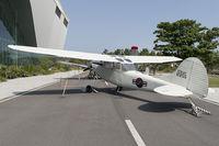 12255 - On display at Jeju Aerospace Museum.