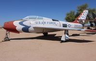 52-6563 @ KDMA - F-84F