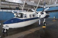 55-4647 @ KFFO - Aero Commander U-4B