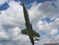 56-0754 @ KFFO - F-104A