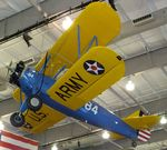 N62228 - Boeing E75 (Stearman) at the Frontiers of Flight Museum, Dallas TX
