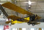 N3769 - Curtiss (Liberty Iron Works) JN-4D at the Frontiers of Flight Museum, Dallas TX