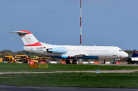VH-NUO @ EGSH - Parked at Norwich. - by Graham Reeve