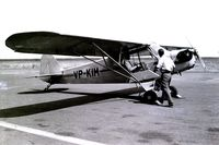 VP-KIM - Probably taken at Wilson Airport, Nairobi. - by Not known