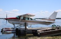N734WX @ FA1 - Cessna TU206G - by Mark Pasqualino