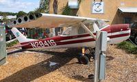 N2841S @ FA1 - Cessna 150G - by Mark Pasqualino