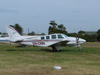 VH-CNN @ YMMB - Beech Baron VH-CNN at Moorabbin Apr 5 2019